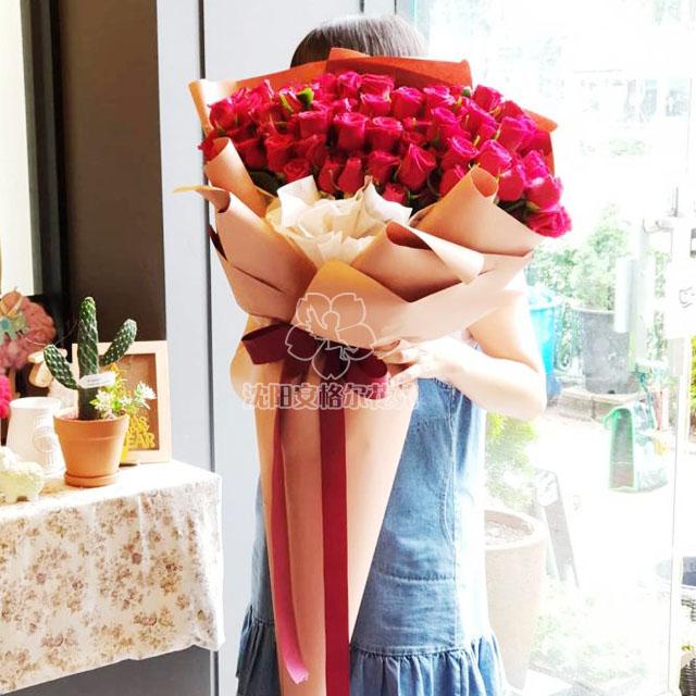 三生三世(33朵玫瑰)