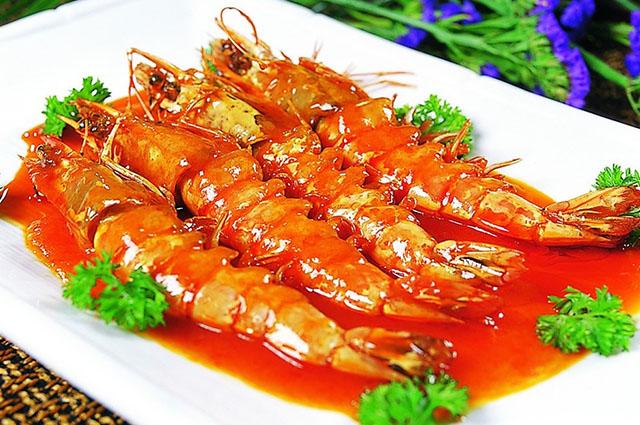 野生大对虾吃法