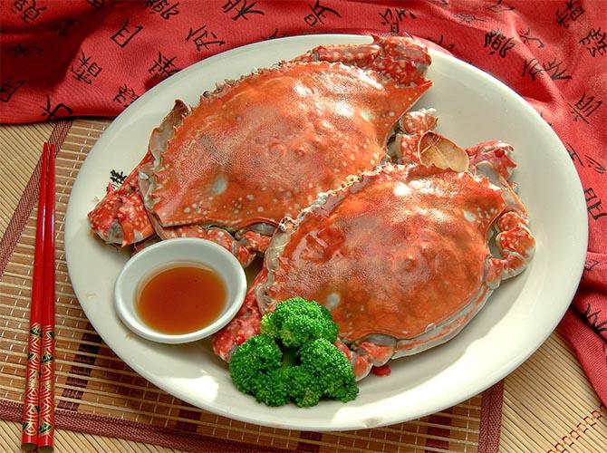 怎么挑选螃蟹
